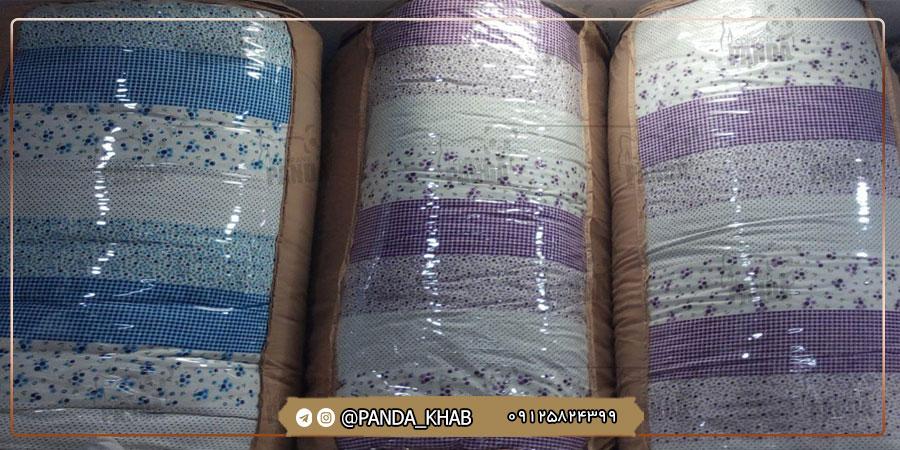 صادرات تشک مهمان سبک کارخانه اصفهان