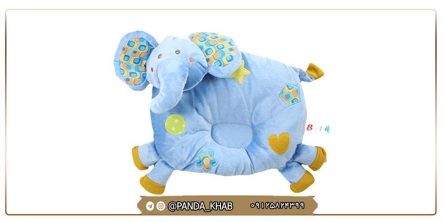 قیمت عمده بالش عروسکی فیل