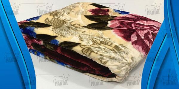 پخش عمده پتو شادیلون مدل پارمیدا