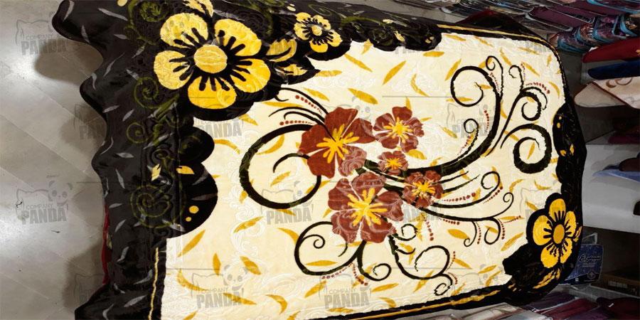 قیمت پتو لاله مدل اسپانیا