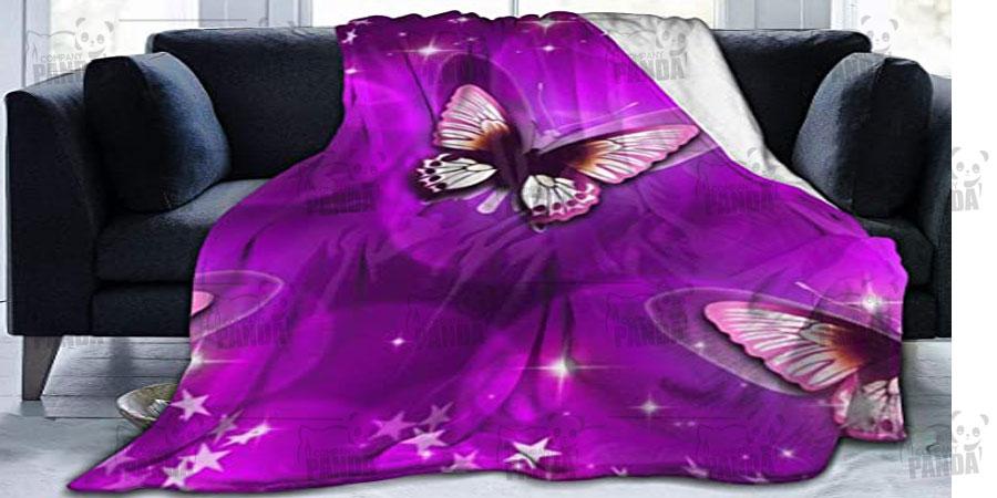 پتوی پروانه نگار یزد